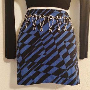 Retro Tube Skirt